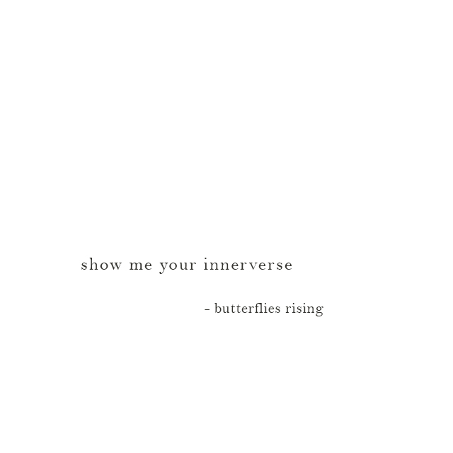 show me your innerverse